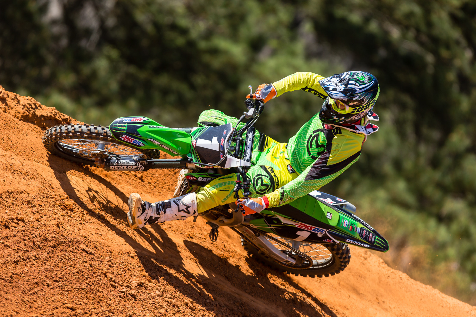 Gavin Faith - Photo Gallery: The Nest, Goat Farm, and MTF - Motocross Pictures - Vital MX