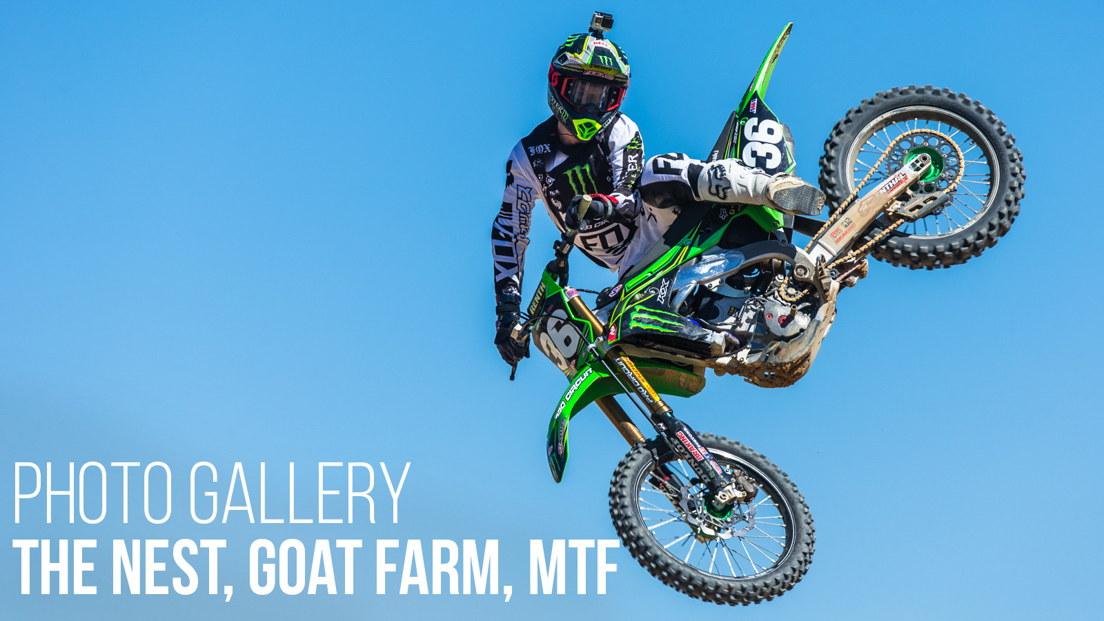 Photo Gallery: The Nest, Goat Farm, and MTF - Adam Cianciarulo - Photo Gallery: The Nest, Goat Farm, and MTF - Motocross Pictures - Vital MX