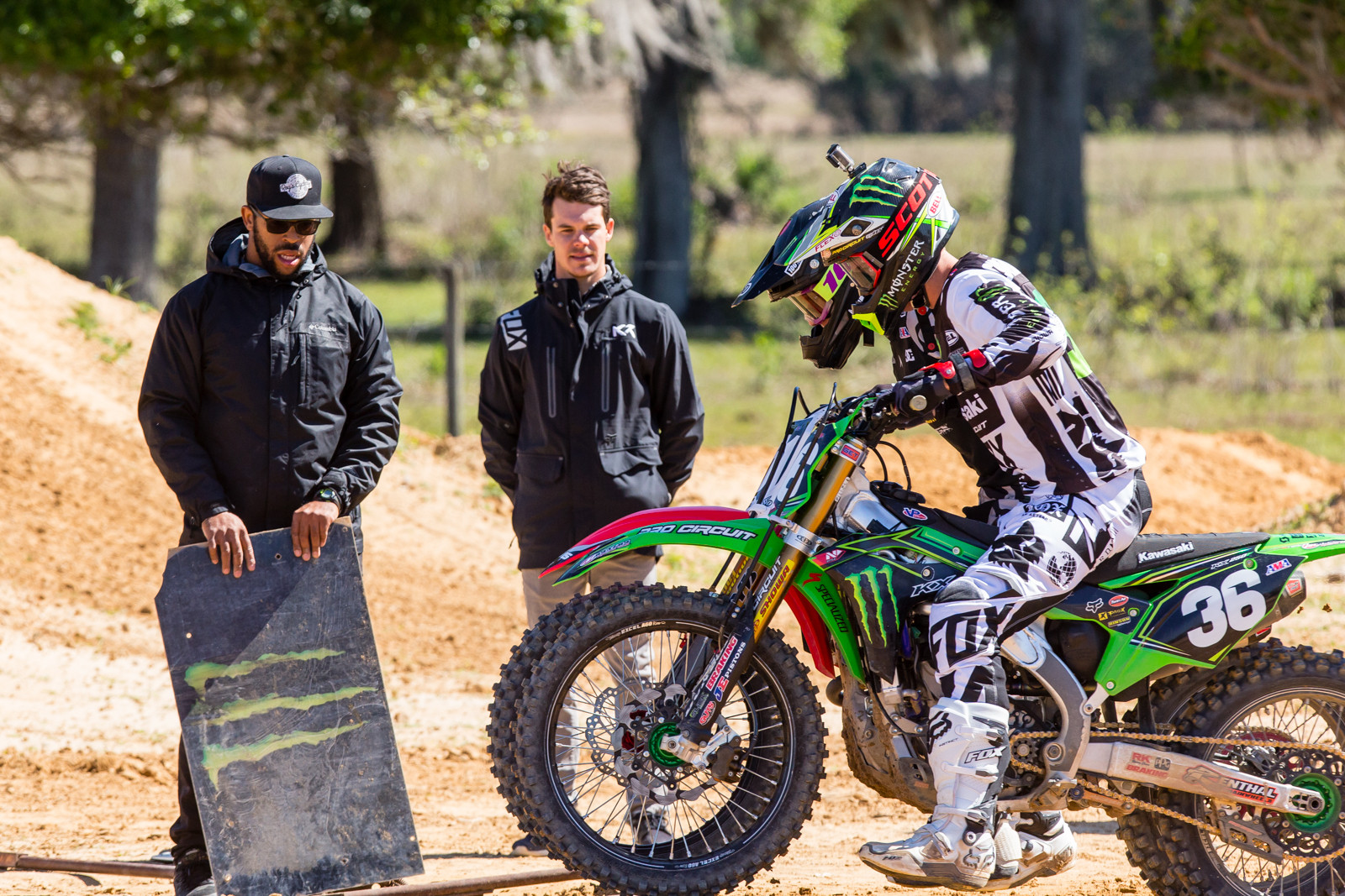 Starts at The Nest - Photo Gallery: The Nest, Goat Farm, and MTF - Motocross Pictures - Vital MX