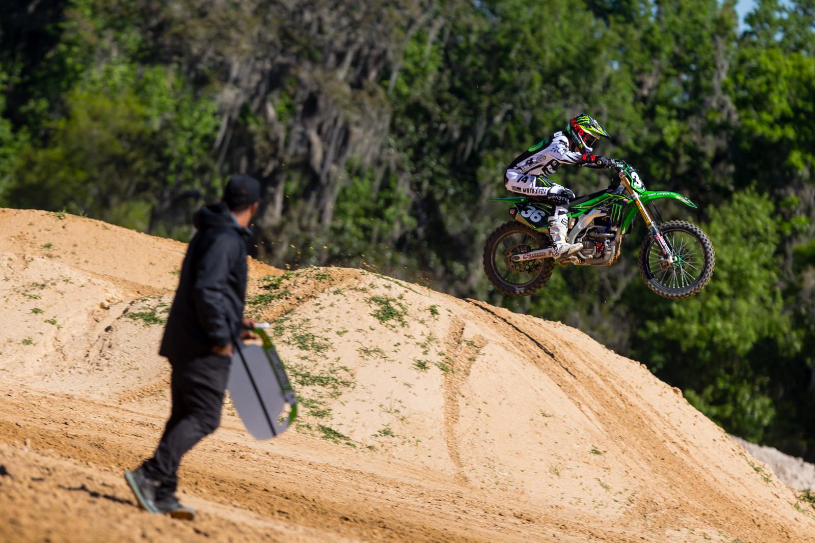 Adam Cianciarulo - Photo Gallery: The Nest, Goat Farm, and MTF - Motocross Pictures - Vital MX