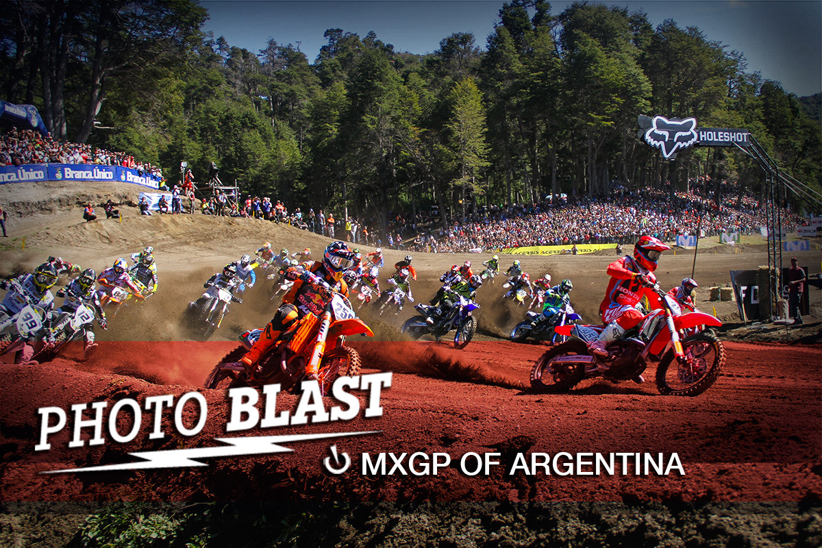 Photo Blast: 2017 MXGP of Argentina - The Starts - Photo Blast: 2017 MXGP of Argentina - Motocross Pictures - Vital MX
