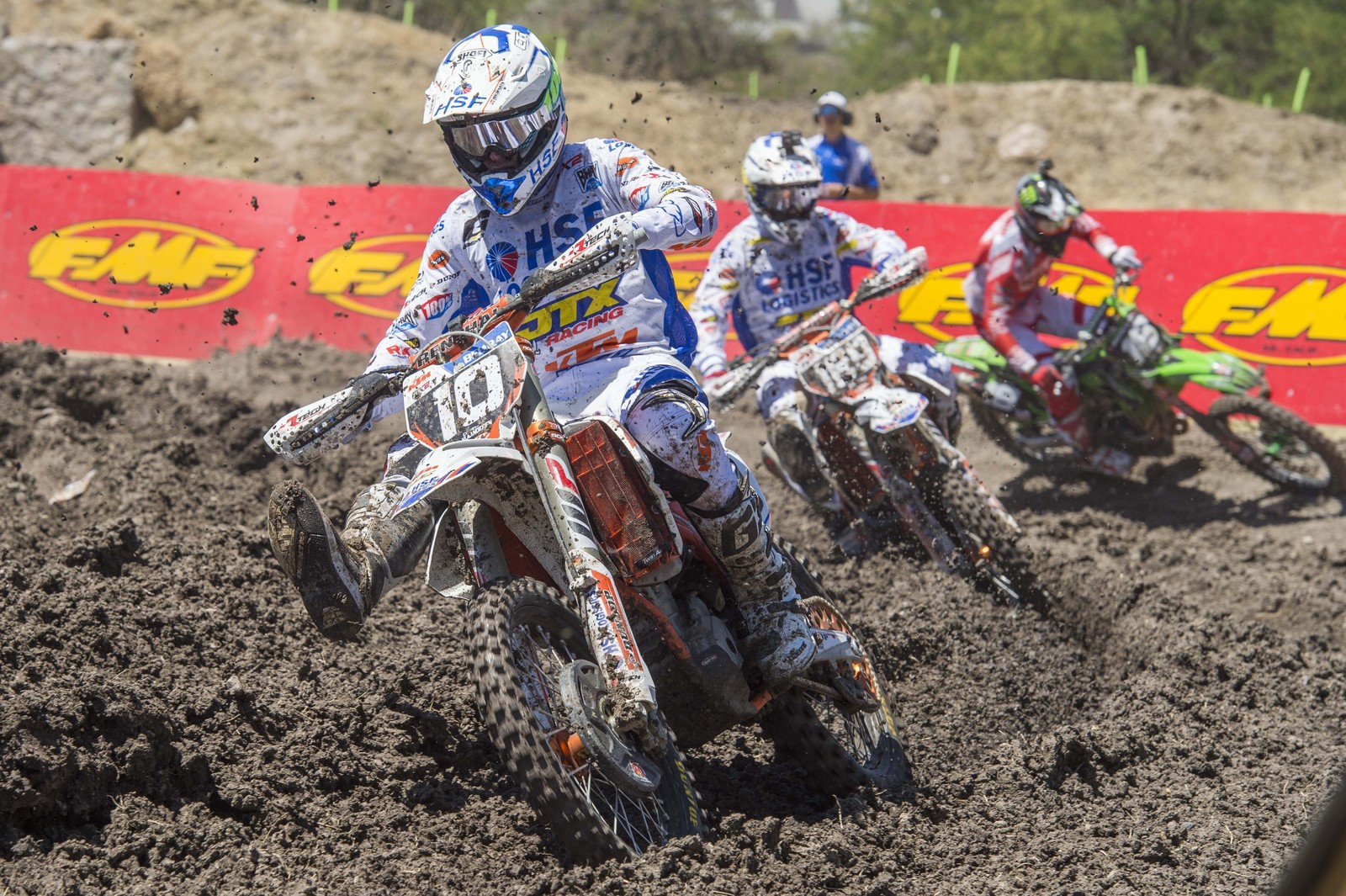 Calvin Vlaanderen - Photo Blast: 2017 MXGP of Mexico - Motocross Pictures - Vital MX