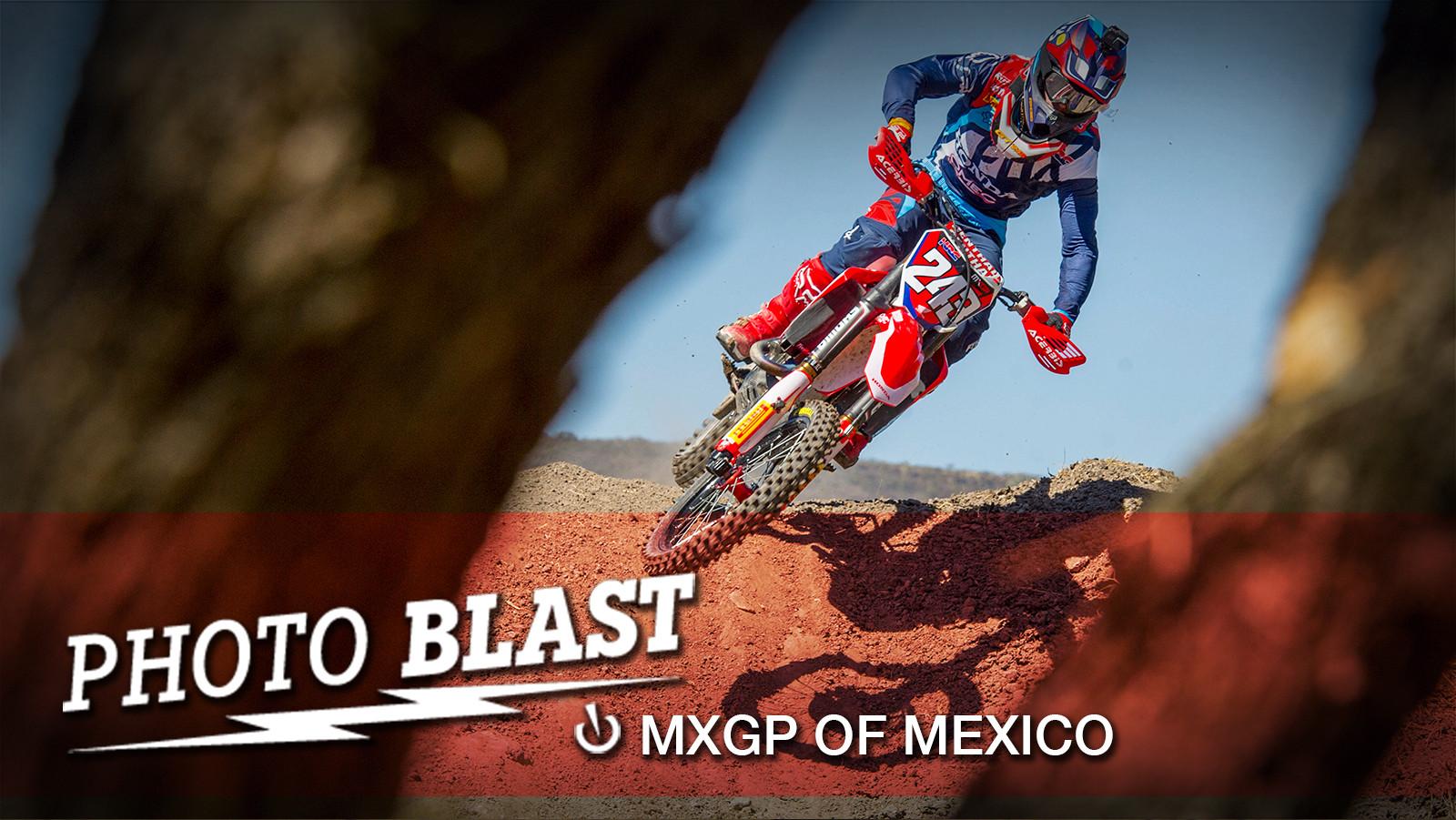 Photo Blast: MXGP of Mexico - Tim Gajser - Photo Blast: 2017 MXGP of Mexico - Motocross Pictures - Vital MX