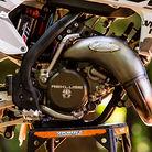 Snow Camo KTM 125 SX
