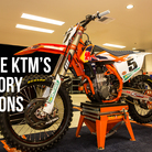 Inside KTM's Factory Editions