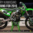 Factory Kawasaki: Preparing for 2015