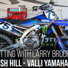 Chatting with Larry Brooks: Josh Hill - Valli Yamaha