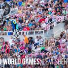 Nitro World Games: Levi Sherwood - I was 98% Confident and 100% Nervous