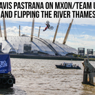 Travis Pastrana on MXoN, Team USA, Freestyle and Backflipping the River Thames