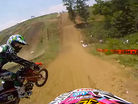 GoPro HD: Darryn Durham - High Point Lucas Oil Motorcross 2011