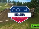 Indiana Motocross Animated Track Map