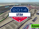 Miller Motorsports Park Animated Motocross Track Map