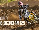 Rebuild: 2003 Suzuki RM125