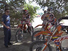 Team USA KTM Riders Prepared for the 2014 ISDE