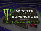 2015 Indianapolis Supercross - Animated Track Map