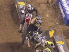 Detroit SX - Trey Canard and Jake Weimer Crash