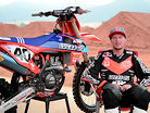 Shane McElrath on Racing the 450 Class at the New Jersey Supercross