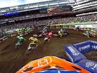 Onboard: Shane McElrath - 2015 East Rutherford Supercross