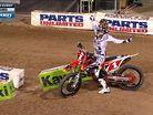 2015 Las Vegas Supercross Racing Highlights: 250 East/West Shootout