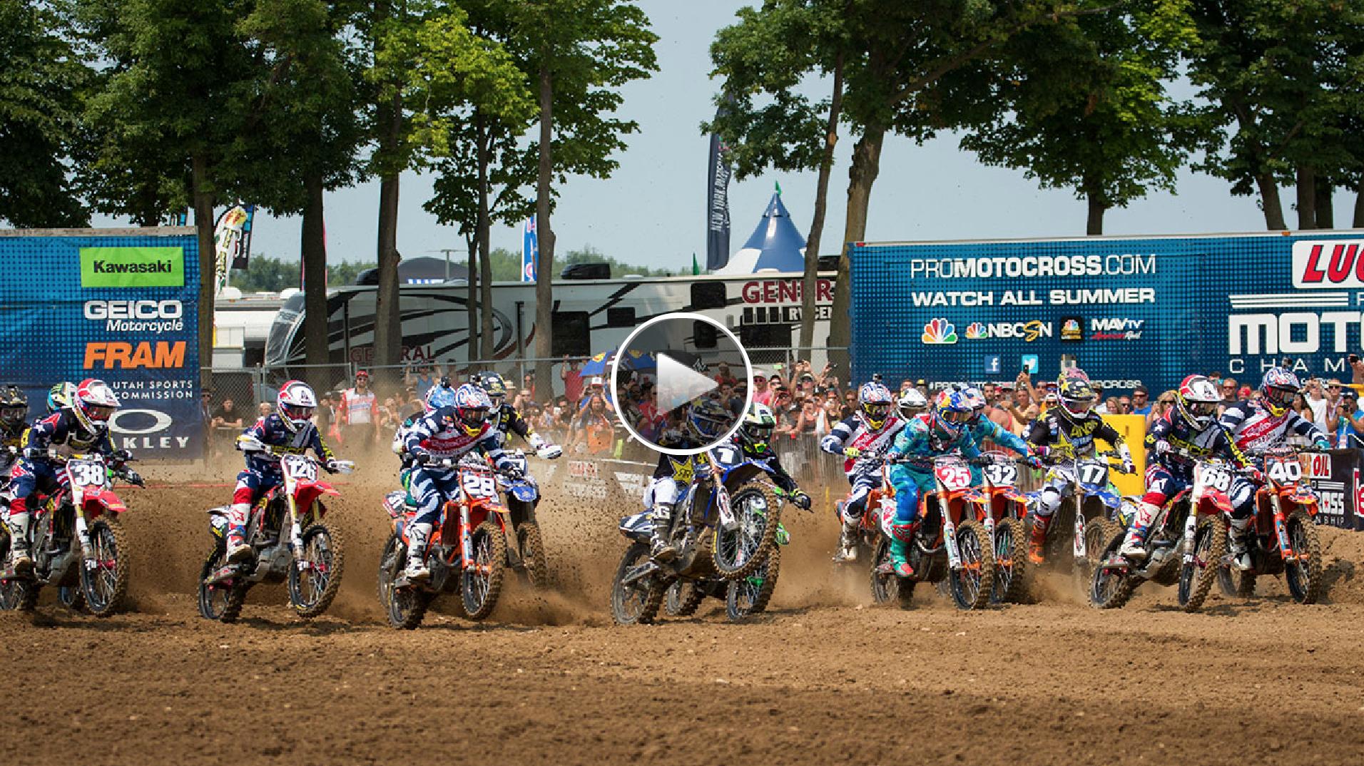 2015 Red Bud National: 250 Moto 2 - Full Race
