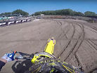 Onboard: 2015 MXGP of Lombardia Track Preview - Kevin Strijbos