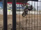 CRASH: Max Anstie - 2015 MXGP of Netherlands