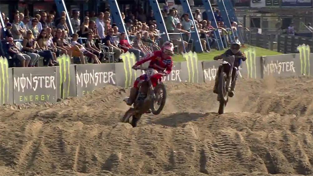 2015 MXGP of Netherlands - Race Highlights