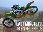 Last Minute Prep: Glen Helen USGP