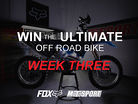 MotoSport: Win the Ultimate Off-Road Bike - The Build Part Three
