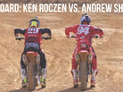 Onboard: Ken Roczen vs. Andrew Short - Monster Mountain MX