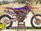 Tested: Twisted Development/Fasthouse KTM 250 SX-F