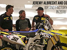 Jeremy Albrecht and Coy Gibbs on JGR and Factory Suzuki in 2018