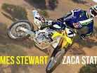 Throwback: James Stewart at Zaca Station MX - RAW