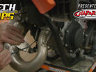 Tech Tips: Changing a Two-Stroke Pipe and Silencer