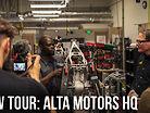 RAW Tour: Alta Motors HQ