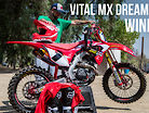 2018 Vital MX Dream Bike Winner - Honda CRF450R