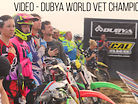 Highlights: 2018 Dubya World Vet Championship - Glen Helen