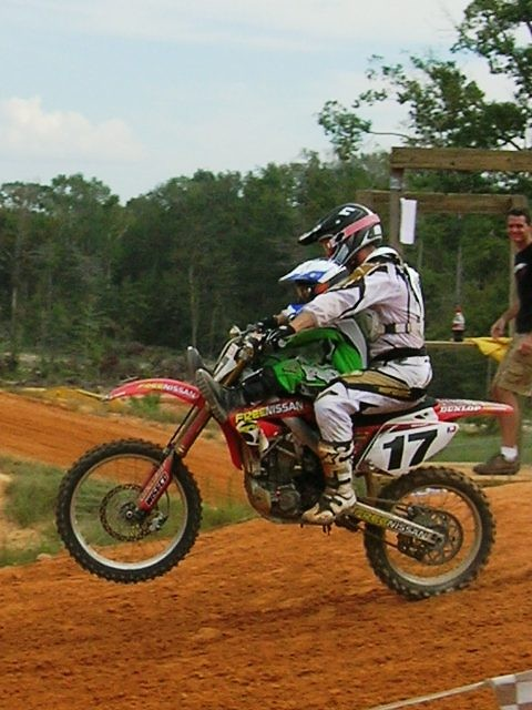 Uncle RR and Austin - RRsis17 - Motocross Pictures - Vital MX