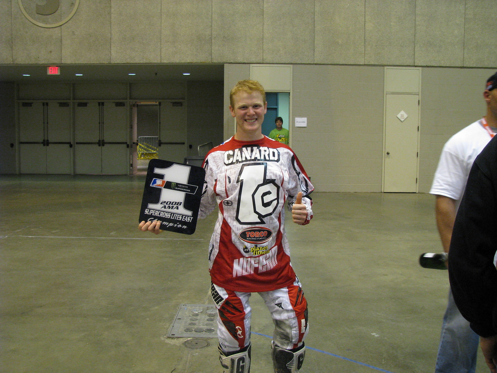 Canard #1 - RRsis17 - Motocross Pictures - Vital MX