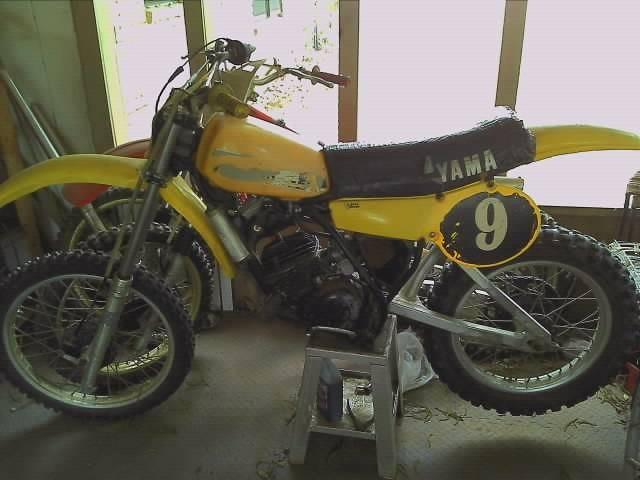 80 YZ 125 for sale - For Sale/Bazaar - Motocross Forums
