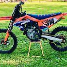 2020 350SXF