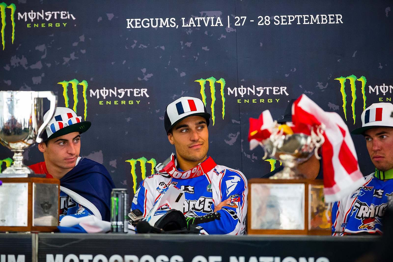 Press conference - kardy - Motocross Pictures - Vital MX