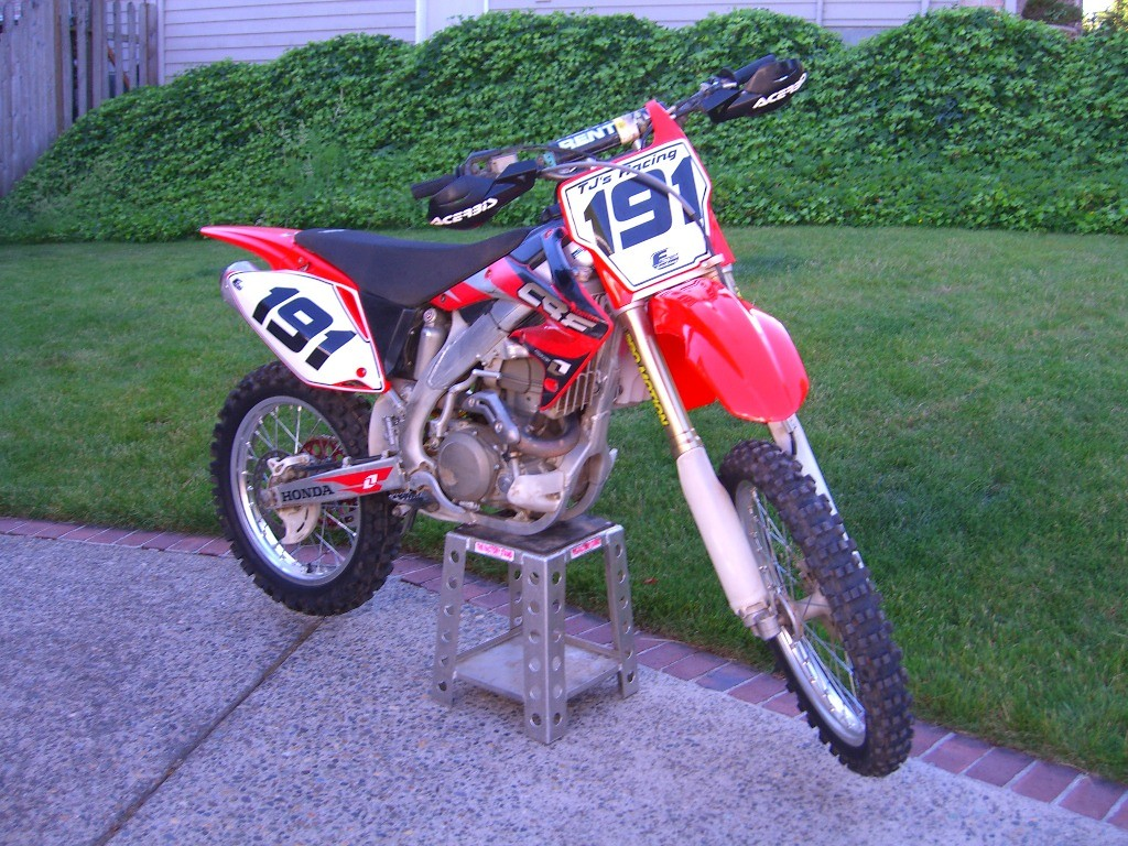 05CRF450 - TJRace - Motocross Pictures - Vital MX