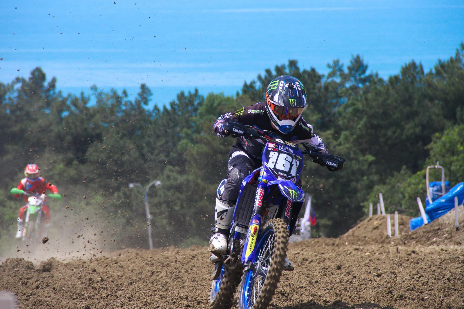 Alvin Ostlund - ayearinmx - Motocross Pictures - Vital MX