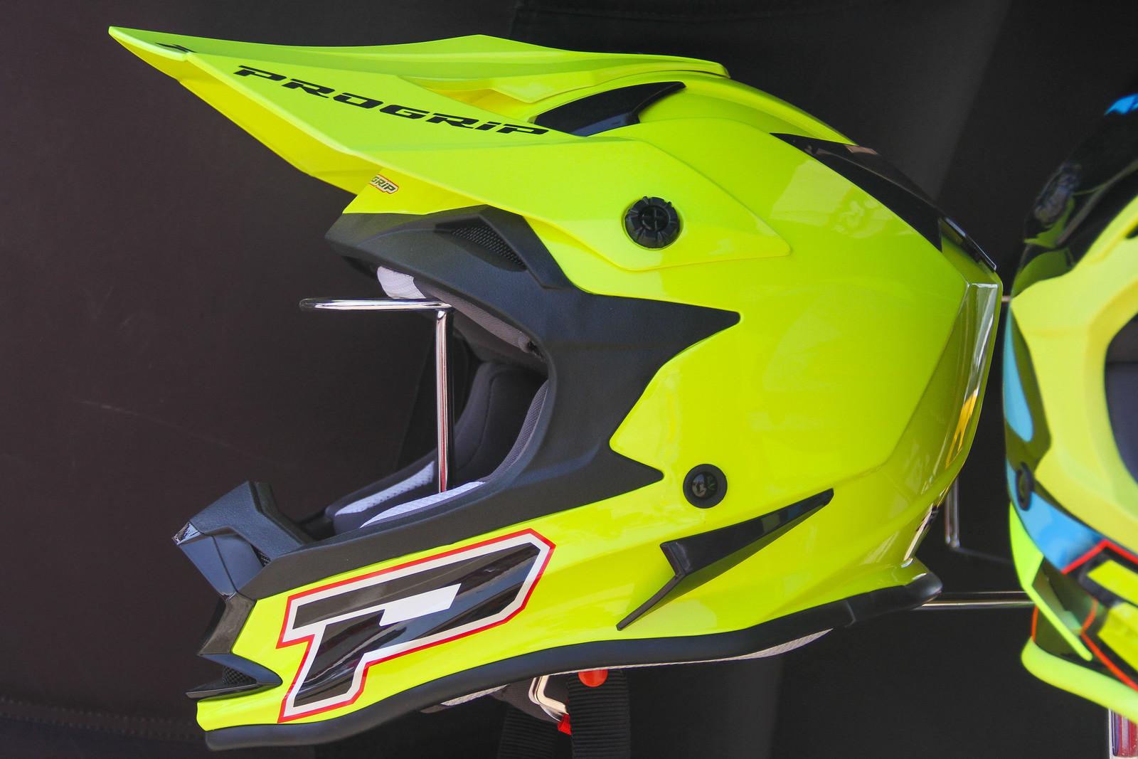 ProGrip Helmet - ayearinmx - Motocross Pictures - Vital MX