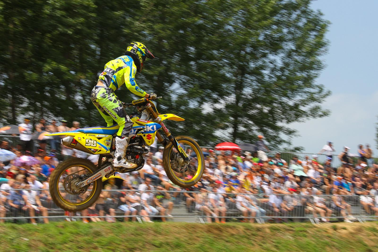 Bas Vaessen - ayearinmx - Motocross Pictures - Vital MX