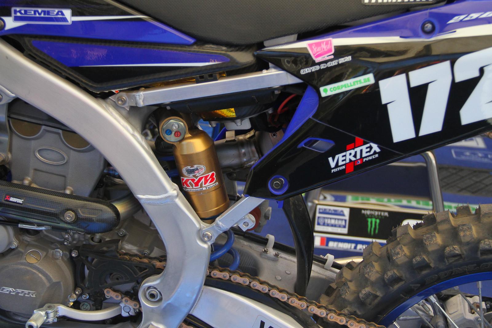 Kemea Yamaha - ayearinmx - Motocross Pictures - Vital MX