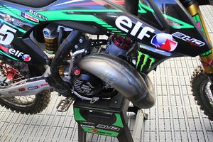 BUD Racing 125cc