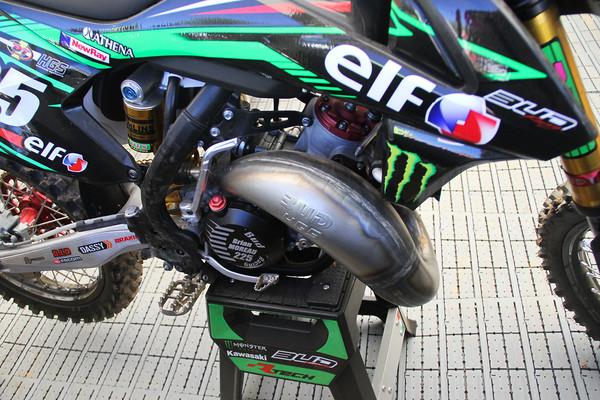 BUD Racing 125cc - ayearinmx - Motocross Pictures - Vital MX