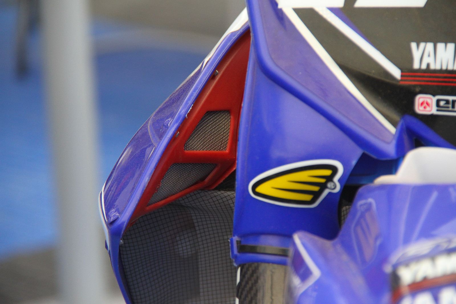 Brent van Doninck Air Vent - ayearinmx - Motocross Pictures - Vital MX